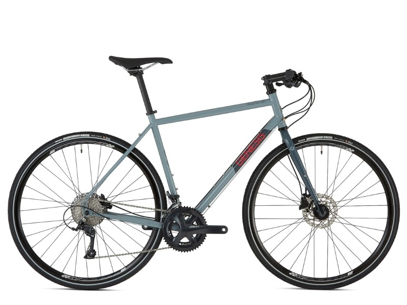 CROIX DE FER 10 FLAT BAR Grey 2020