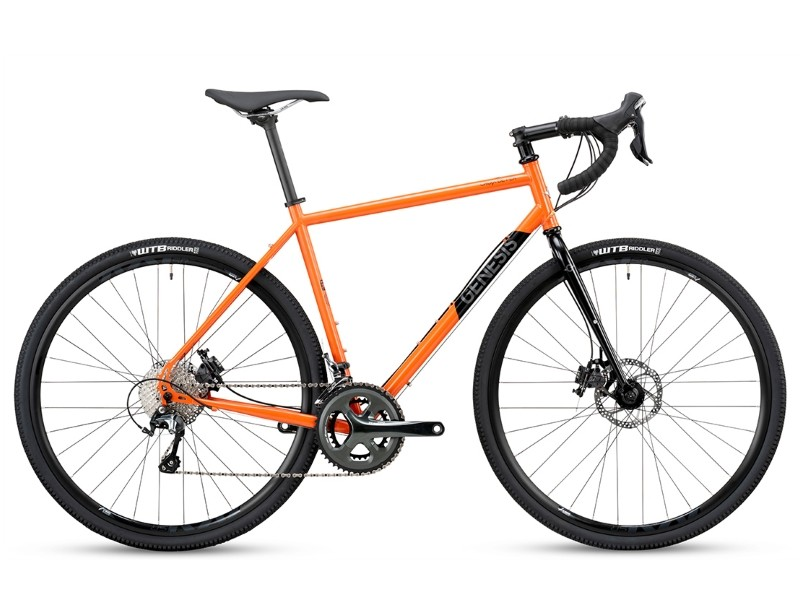 CROIX DE FER 20 Orange 2020