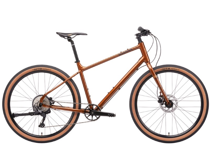 KONA Dew Plus Orange 2021