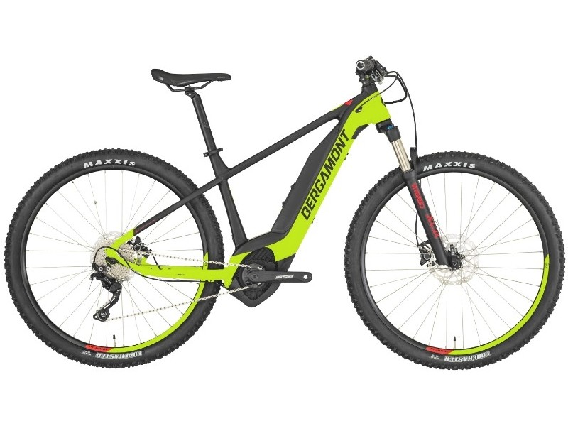 E-REVOX 6 29 LIME GREEN 2019