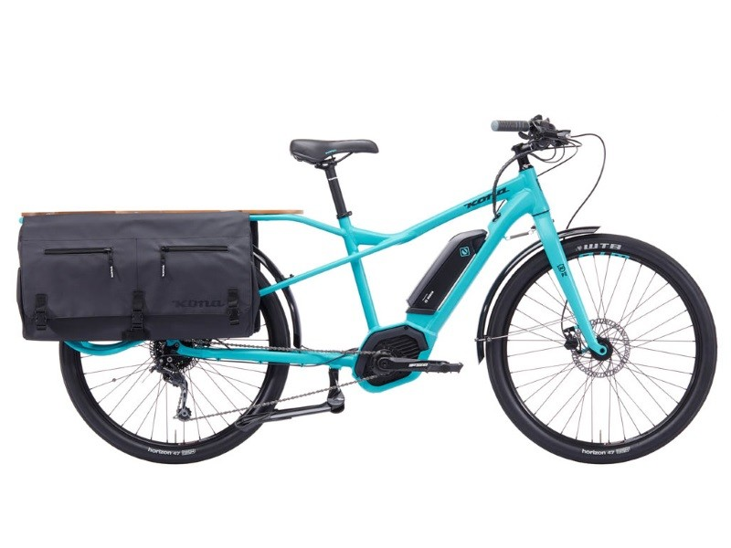 KONA ELECTRIC UTE 2019
