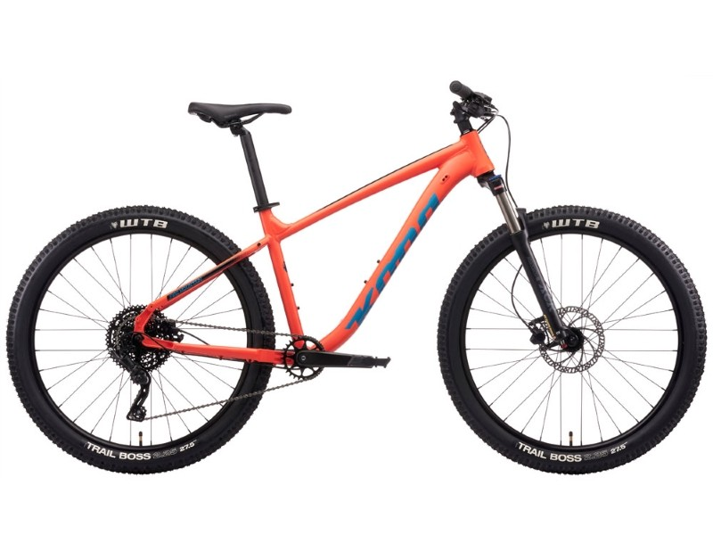 KONA Fire Mountain Orange 2021