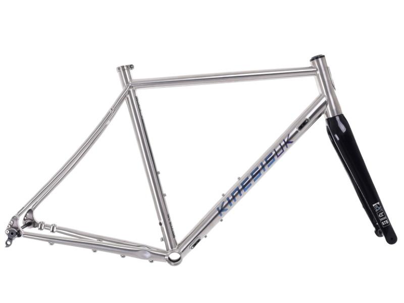 Kinesis GTD V2 Titanium Frame