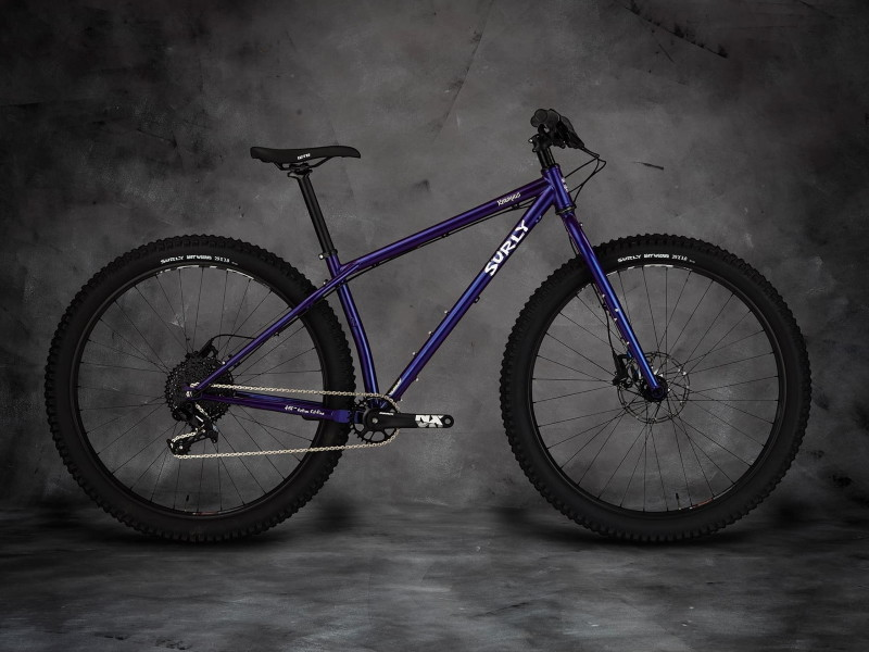 Surly Krampus ~ Bruised Ego Purple