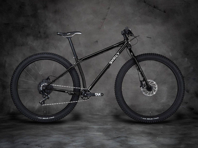 Surly Krampus ~ Dark Black