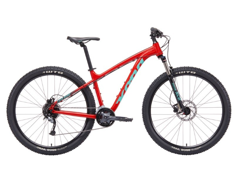 KONA LAVA DOME GLOSS RED 2019