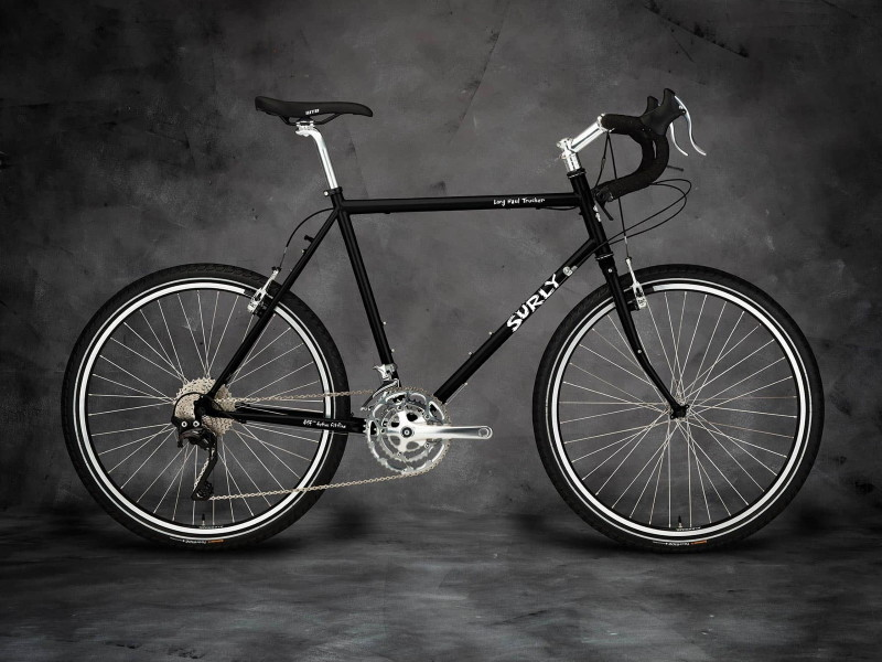 Surly Long Haul Trucker ~ Blacktacular