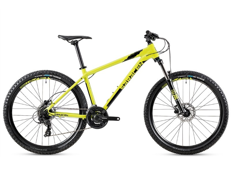 Saracen MANTRA Lime 2020