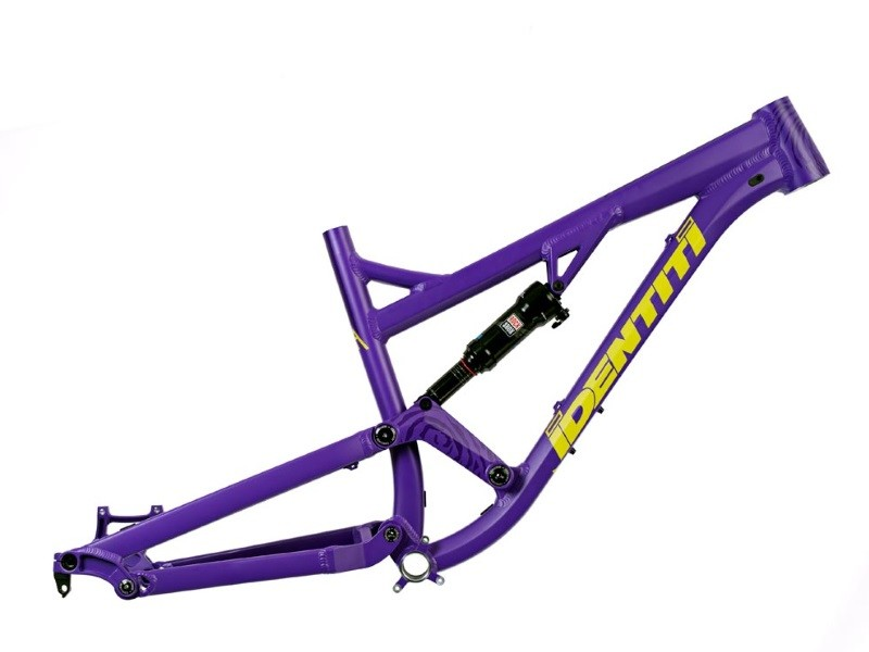 Identiti Mettle Frame Purple