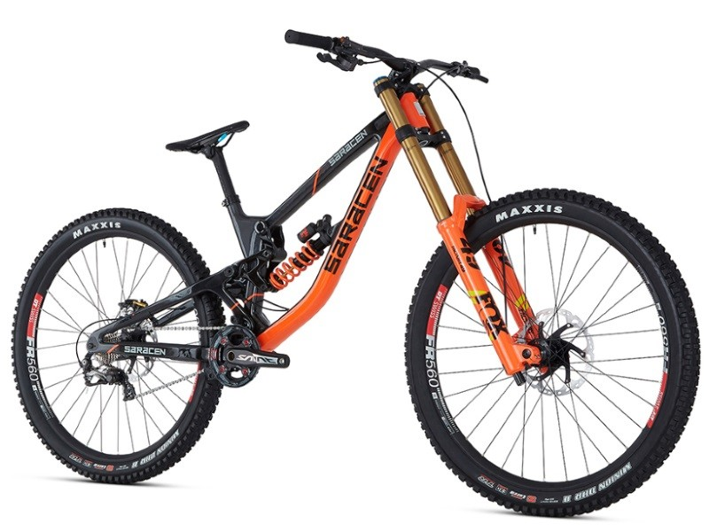 Saracen MYST TEAM 29 2019