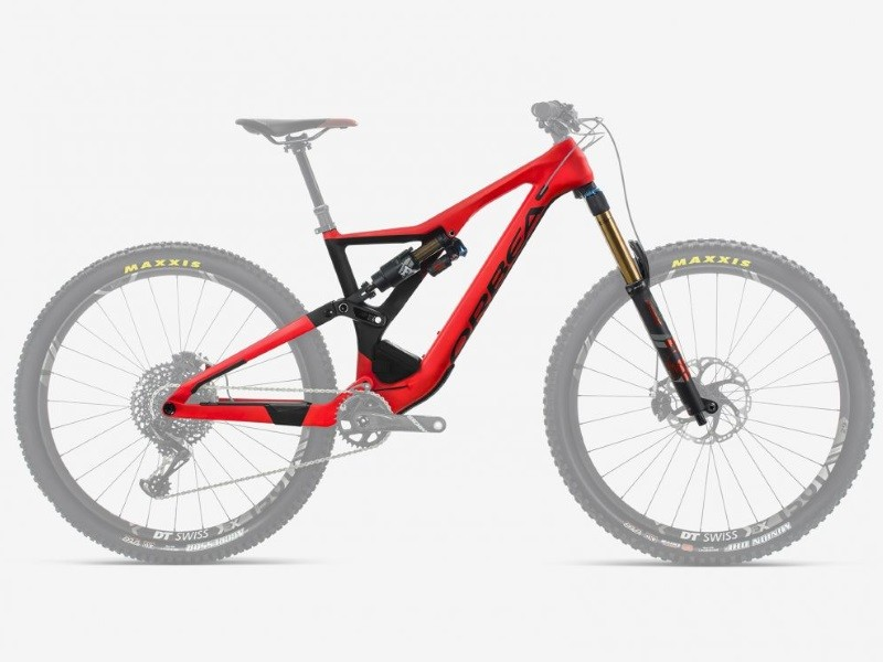 Orbea RALLON+FLOAT X2 19 FRAME