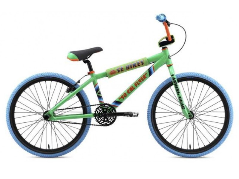 SE Bikes SO CAL Flyer 24 2020 Green