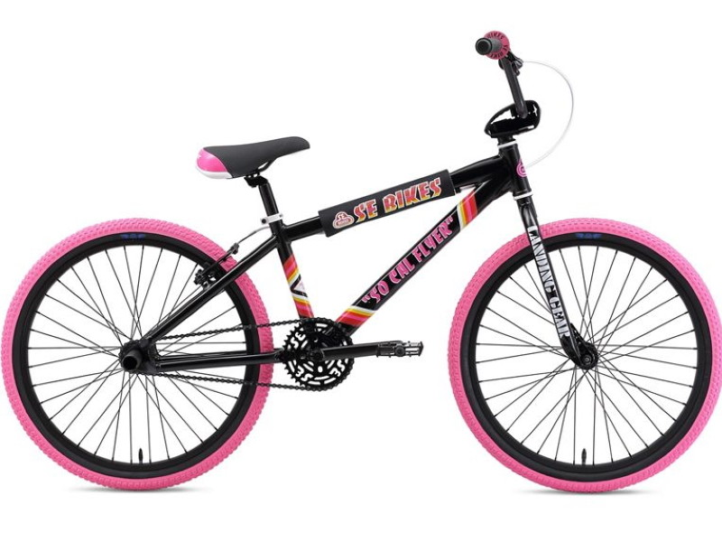 SE Bikes SO CAL Flyer 24 2020 Pink