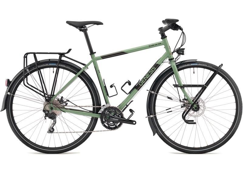 Genesis Tour De Fer 20 Bache Brothers Cycles