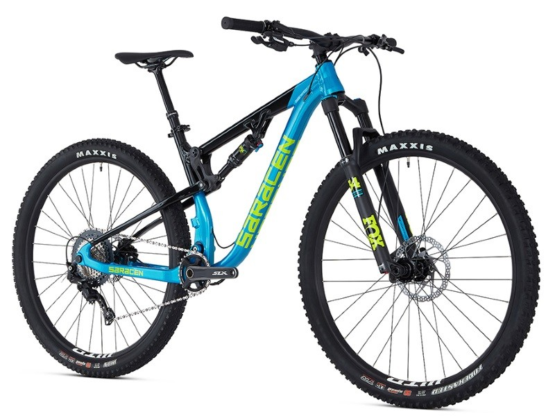Saracen TRAVERSE ELITE 2019